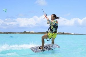 Turks and Caicos Kiteboarding