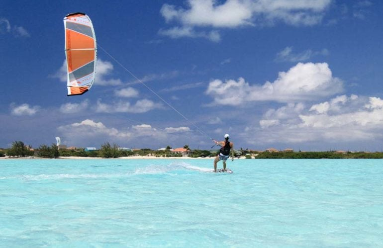 5 Reasons to Practice Kitesurfing