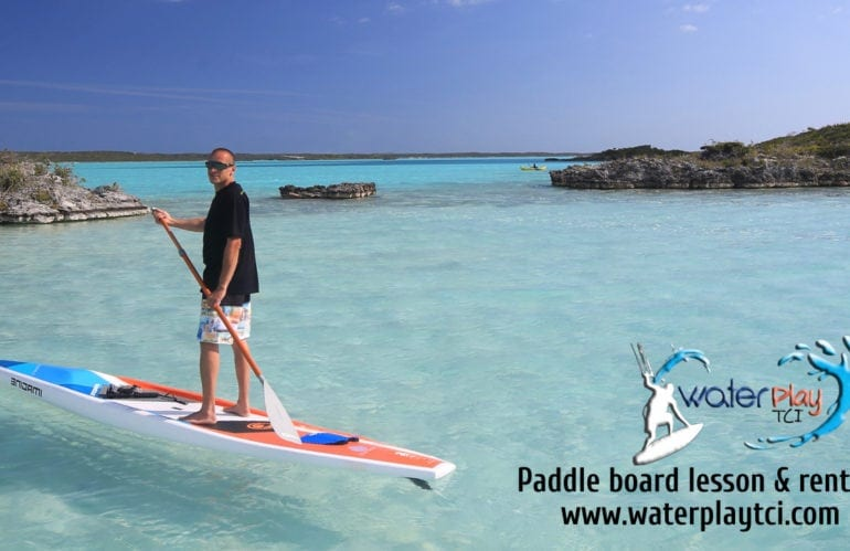 How to Stand Up Paddle Boarding